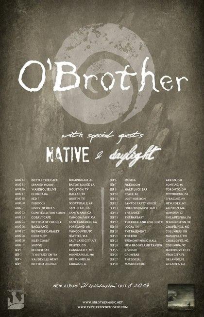 Obrother tour