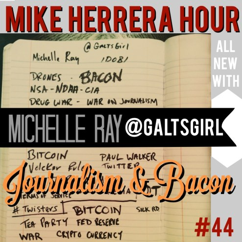 Mike Herrera Hour with Michelle Ray