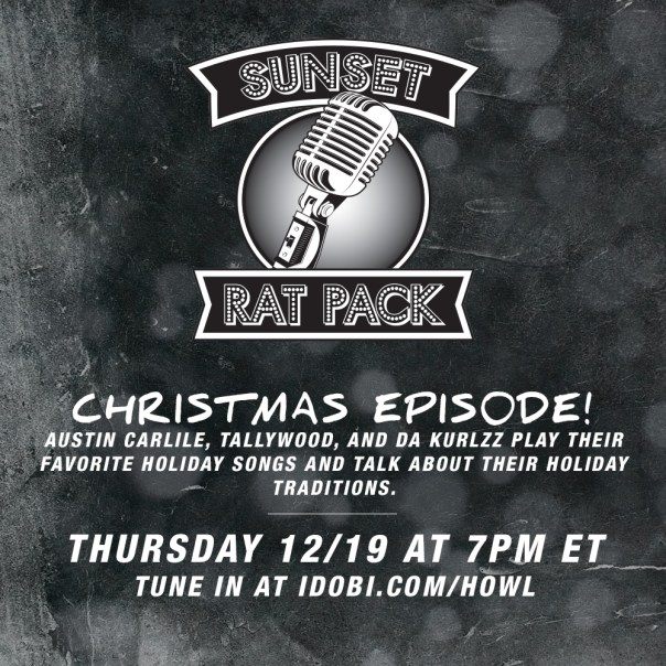 Sunset Rat Pack - Christmas Special