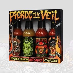 Pierce The Veil Hot Sauce