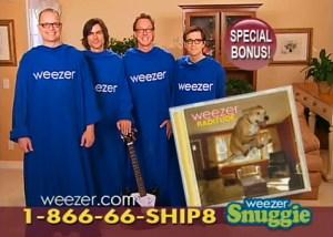 Weezer Snuggie