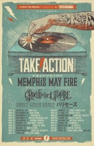 take action 2015 tour