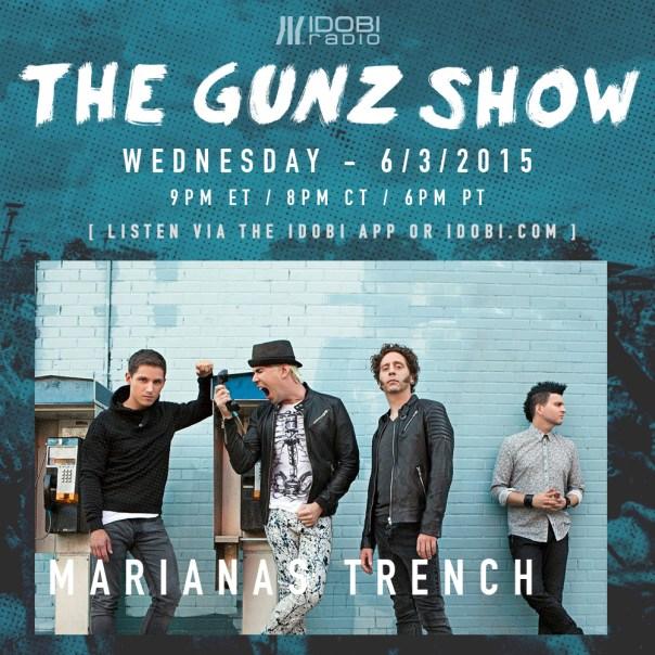 The Gunz Show - 6-3-2015