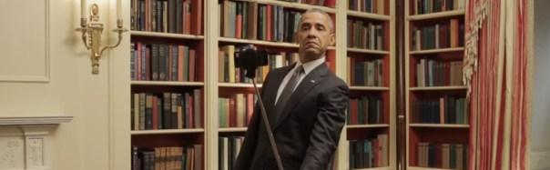 selfie stick obamathin