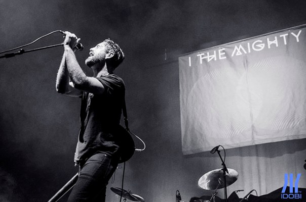 I the Mighty March 4th, 2016 at The Theater at MSG for idobi Radio