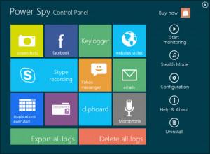 Power Spy náhled pro download