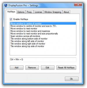 DisplayFusion náhled pro download