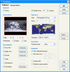 EarthView náhled pro download