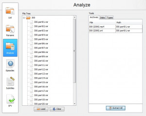 FileBot náhled pro download