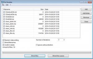 Alternate File Shredder náhled pro download