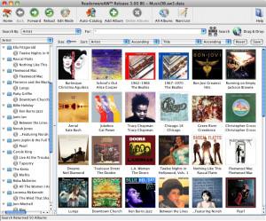 Readerware náhled pro download