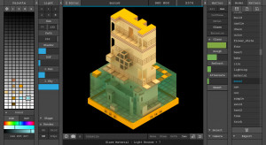 MagicaVoxel náhled pro download