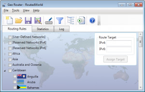 Geo Router náhled pro download