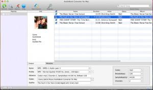 AudioBook Converter for Mac náhled pro download