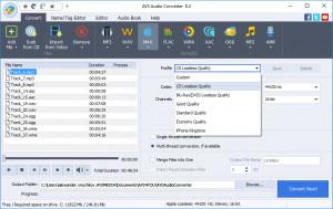 AVS Audio Converte náhled pro download