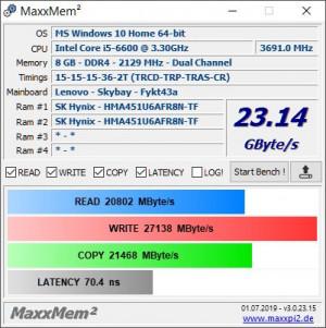 MaxxMem2 náhled pro download