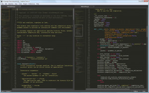 Sublime Text náhled pro download