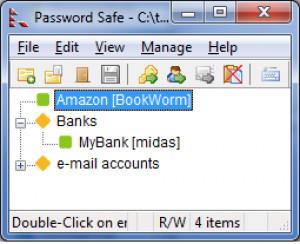 Password Safe náhled pro download