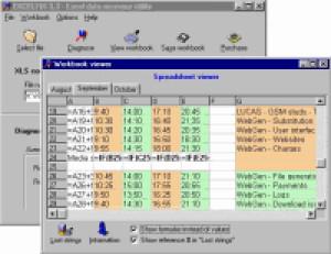 ExcelFIX náhled pro download