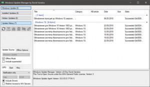 WuMgr náhled pro download