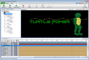 Express Animate Software náhled pro download