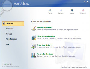 Ace Utilities náhled pro download