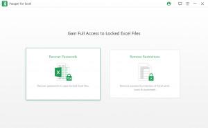 Passper for Excel náhled pro download