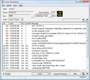 Socket Workbench náhled pro download