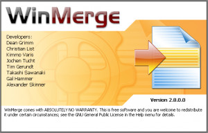 WinMerge náhled pro download
