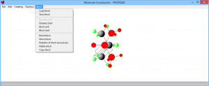 Molecule Constructor náhled pro download