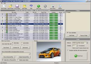 Fast Duplicate File Finder náhled pro download