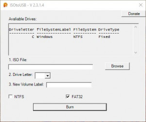 ISOtoUSB náhled pro download