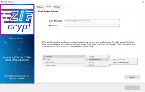 ZIPcrypt náhled pro download