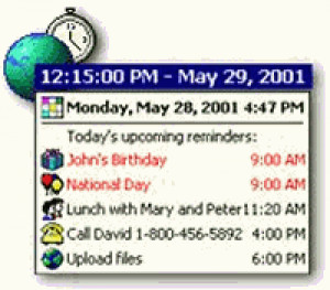 DS Clock náhled pro download