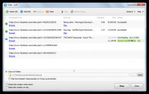 Facebook Video Downloader náhled pro download