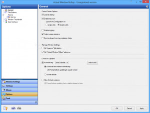 Actual Window Rollup náhled pro download
