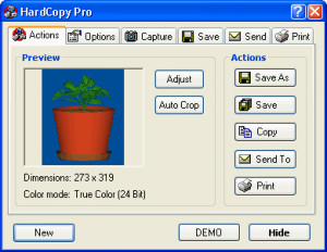 HardCopy Pro náhled pro download