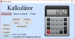 Kalkulátor náhled pro download