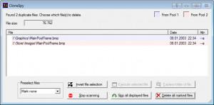 CloneSpy náhled pro download