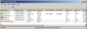 AppNetworkCounter náhled pro download