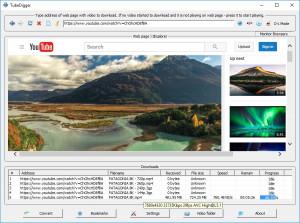 TubeDigger náhled pro download
