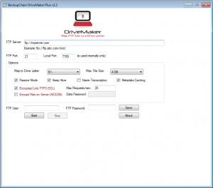 DriveMaker náhled pro download