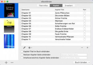 eBookBinder náhled pro download