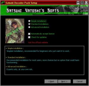 Satsuki Decoder Pack náhled pro download