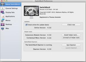 SwitchResX náhled pro download