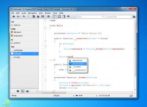 Komodo Edit náhled pro download