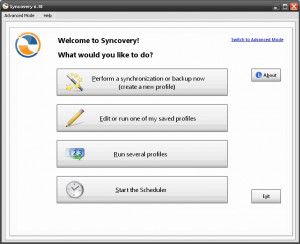 Syncovery náhled pro download