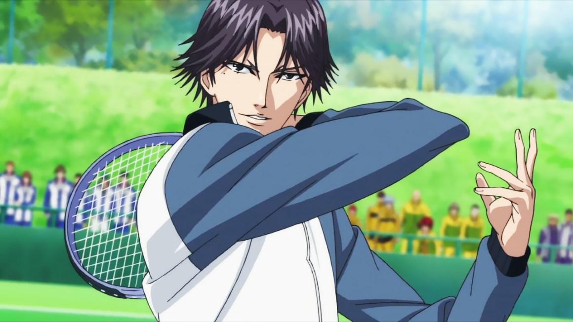 5 Melhores Animes sobre Tênis