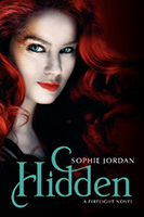 Hidden (Firelight #3) by Sophie Jordan