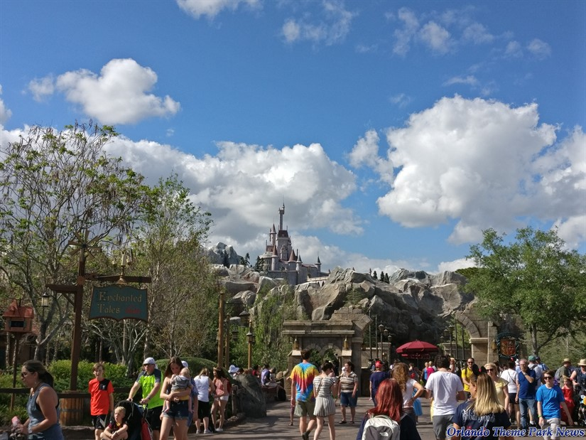 Magic Kingdom Liberty Square Office